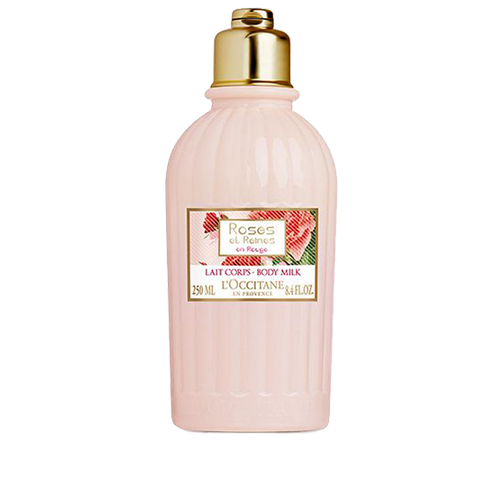 Roses et Reines en Rouge Body Milk 250ml