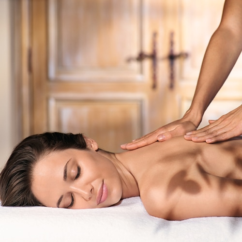 60 minutes Body Massage at L'OCCITANE spa