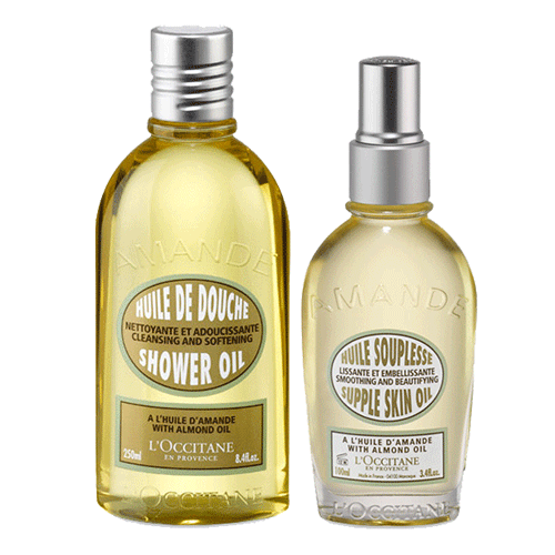 Almond Supple Skin Duo