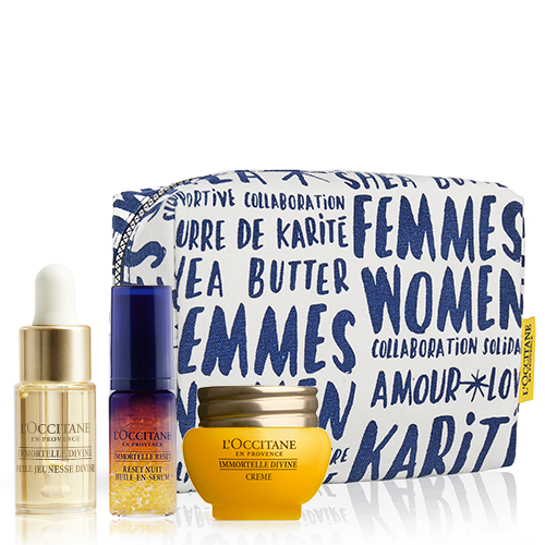 Gift set for face care