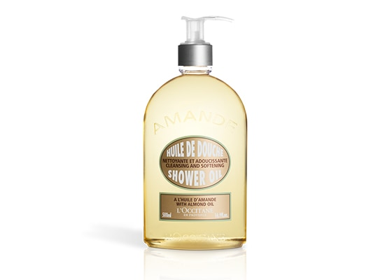 Almond Shower Oil for only 149NIS