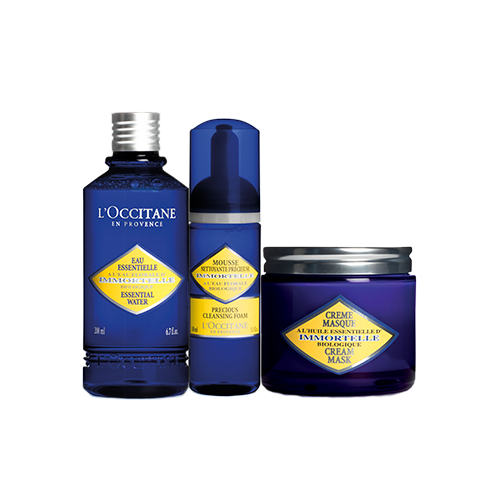 SPECIAL IMMORTELLE  GIFTSET