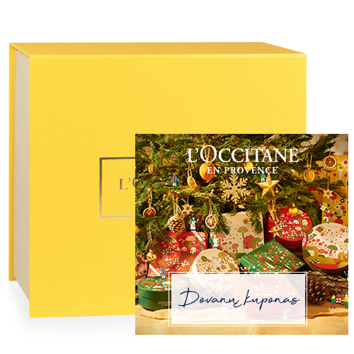 L'OCCITANE Gift Card 150€