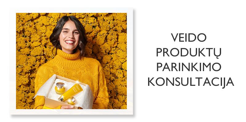VEIDO produktų parinkimo konsultacija