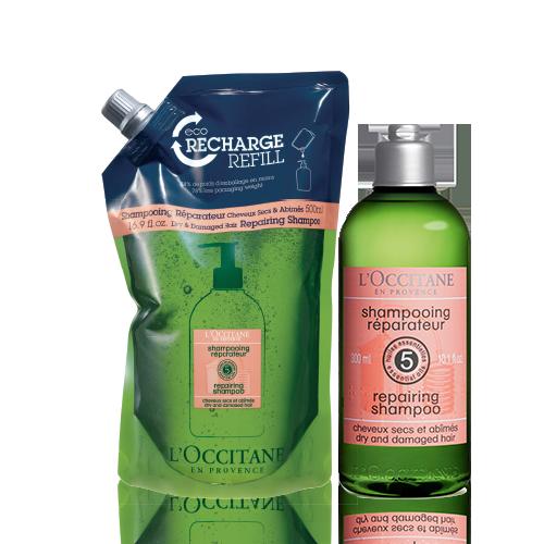 Repairing Shampoo Eco-Refill Set