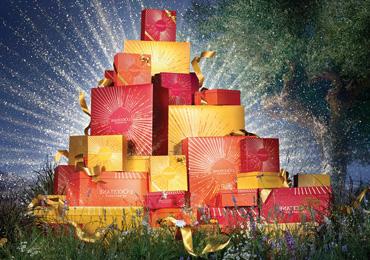 Alle Weihnachtsgeschenke - l'occitane