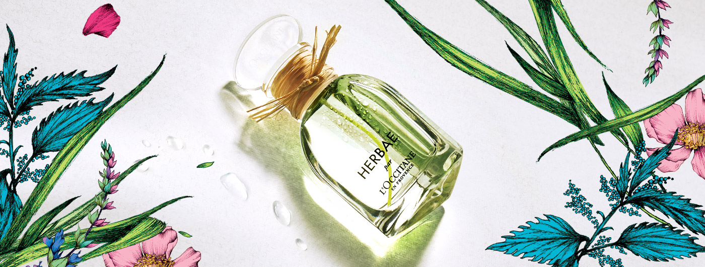 Herbae woman fragrance