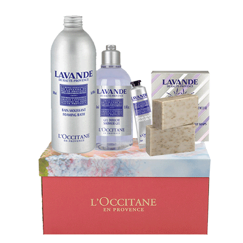 Aromatic Lavender Gift