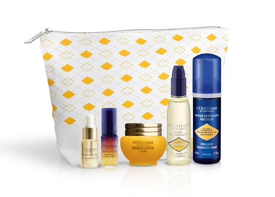 Immortelle Face Kit