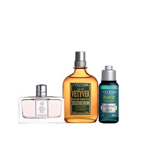 EDT Combo for Him & Her