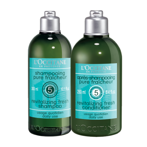 AROMACHOLOGIE REVITALIZING HAIR DUO