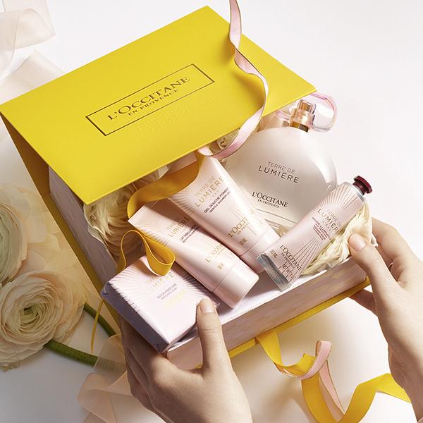 Fragrance gift
