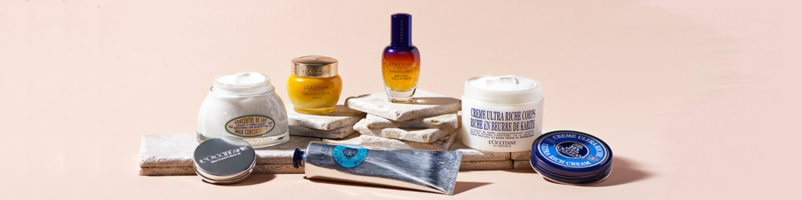 Most loved - Bestsellers - L'Occitane