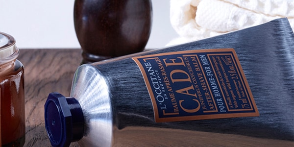 Crema para después del afeitado de Cade - l'Occitane