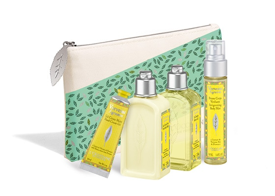 Verbena Fragrance offer - L'OCCITANE