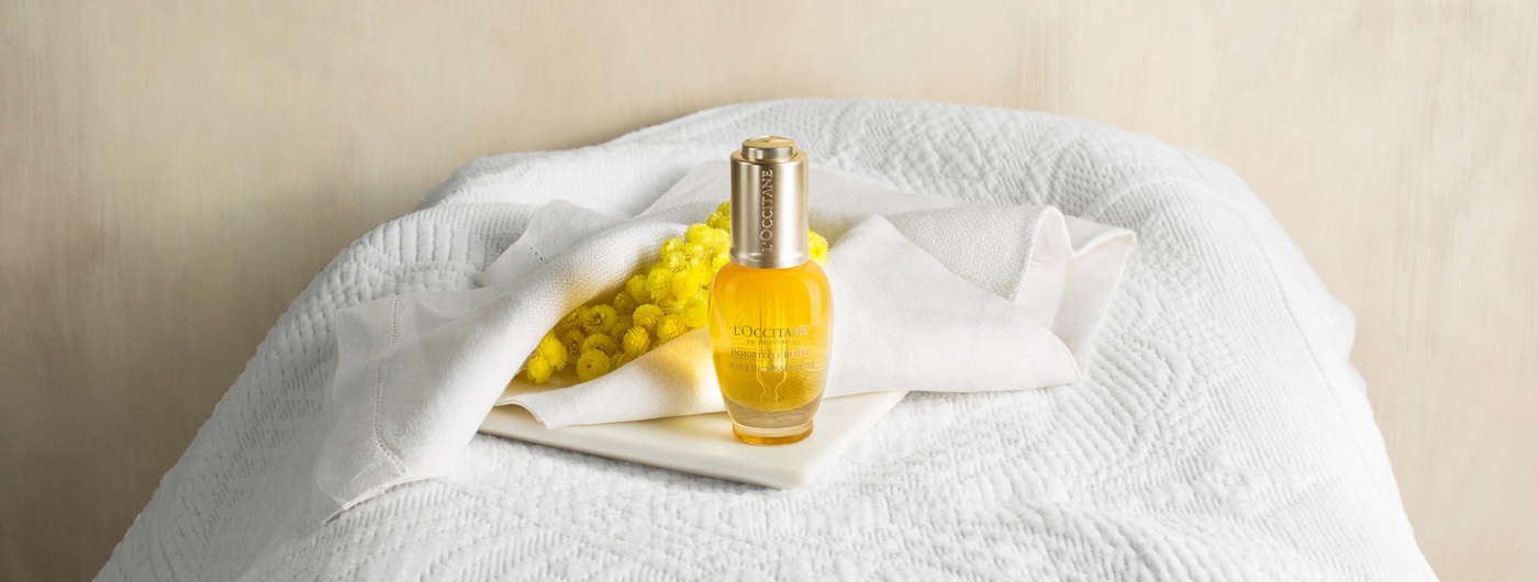 SKINCARE - Reveal a youthful glow - l'Occitane
