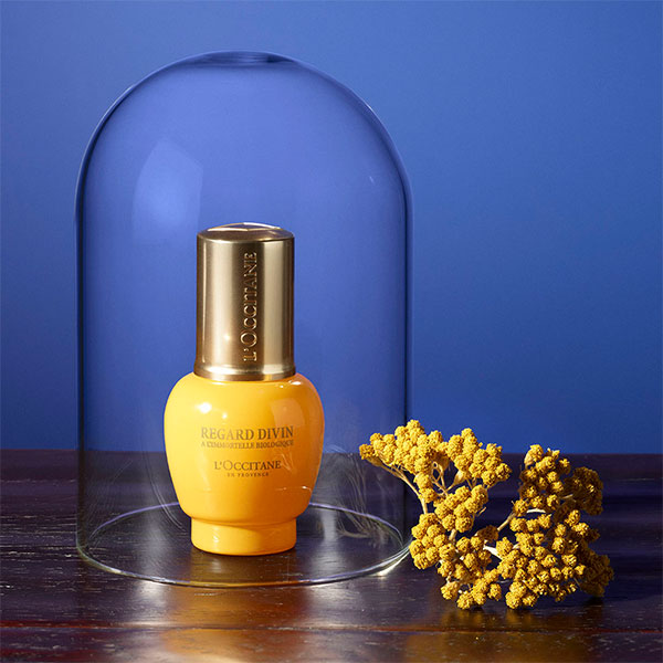 Divine eye -anti-aging eye - l'occitane mobile