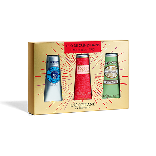 Holiday Hand Cream Trio