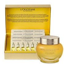 Immortelle Divine Renewal & Cream Mask Duo - L'Occitane