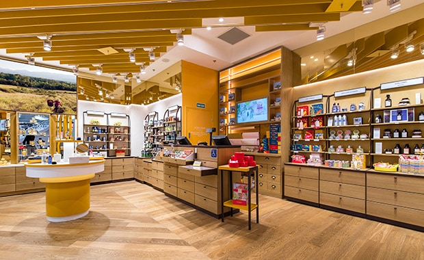 Find Your Store- L'Occitane India