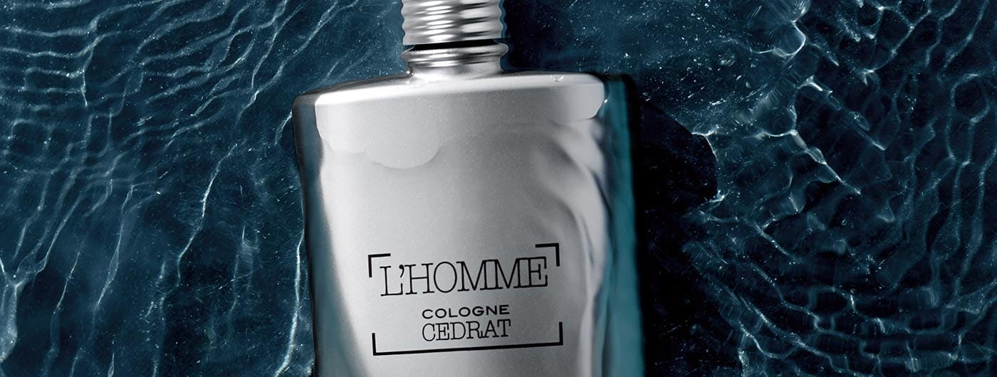 Men - L'homme cologne cedrat - l'Occitane