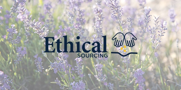 ETHICAL SOURCING - L'OCCITANE