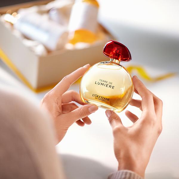 Naisten tuoksut - Lahjojen antamisen taito - l'Occitane