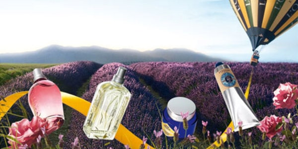 PBC Unique Welcome Set - PROVENCE BEAUTY CLUB ELŐNYEI - l'Occitane
