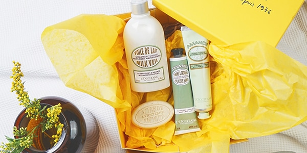 Almond collection products kit
