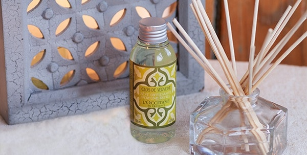 diffuseurs de parfum - L'OCCITANE