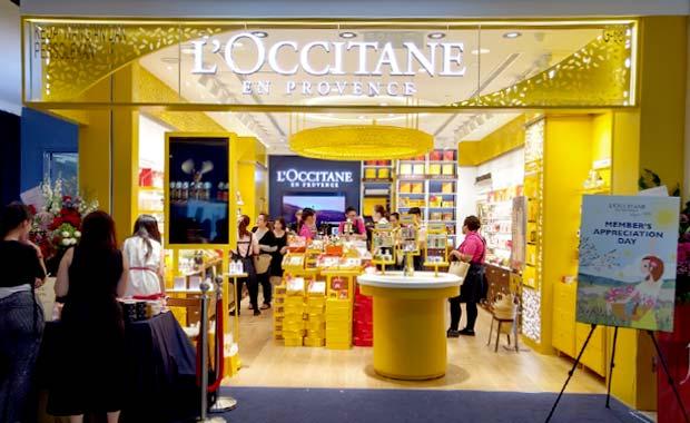 L'OCCITANE - Store Locator