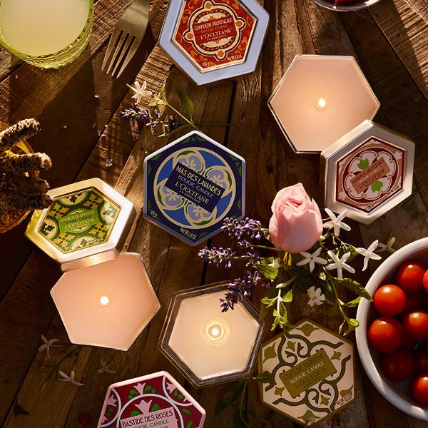 Mājas aromāti - Loccitane