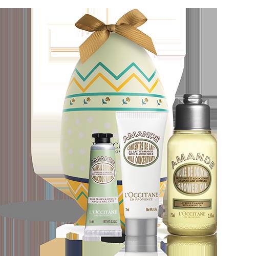 Delicious Almond Easter Egg