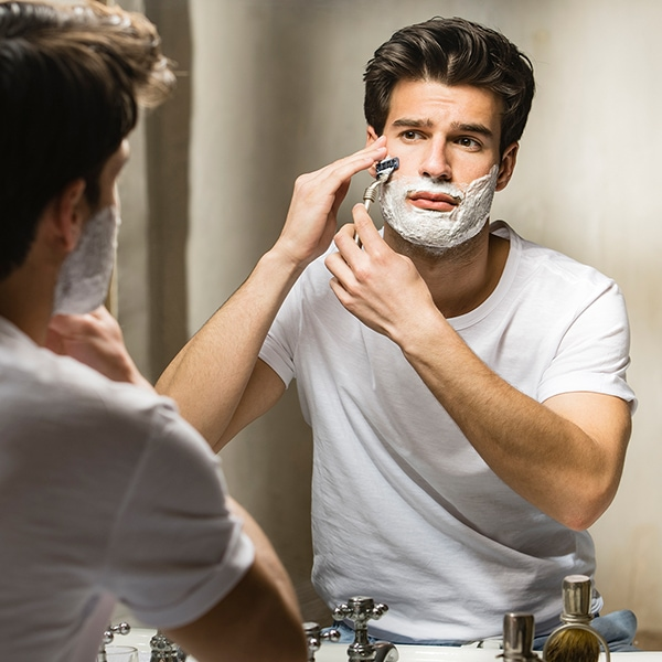 Miehet - shaving tips - l'Occitane