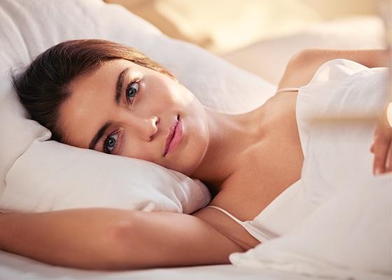 睡眠中こそ、絶好のスキンケア・タイム
