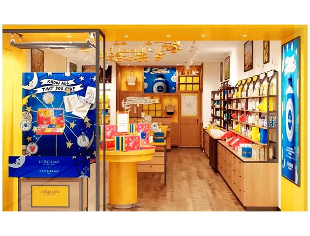 FIND YOUR STORE - Loccitane