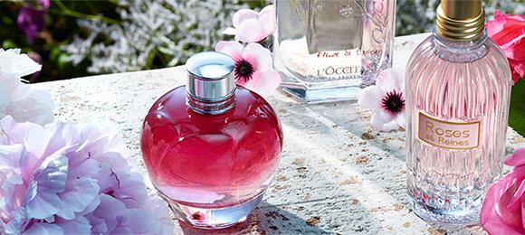 Twoje wiosenne zapachy