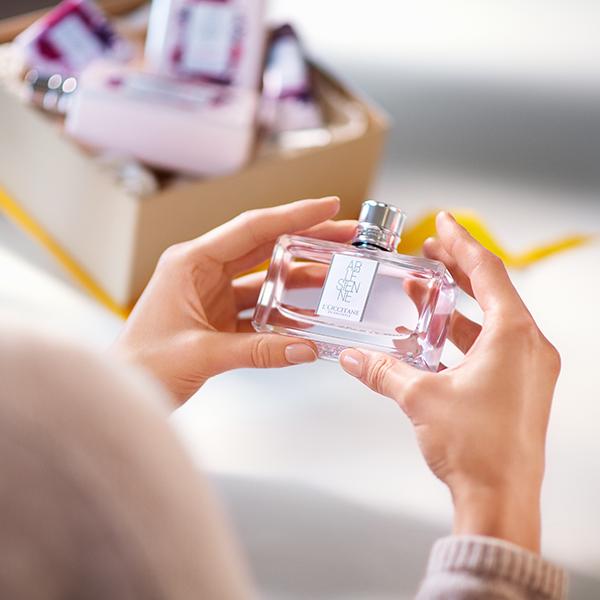 Vůně - Umění dárkového balení - L'Occitane