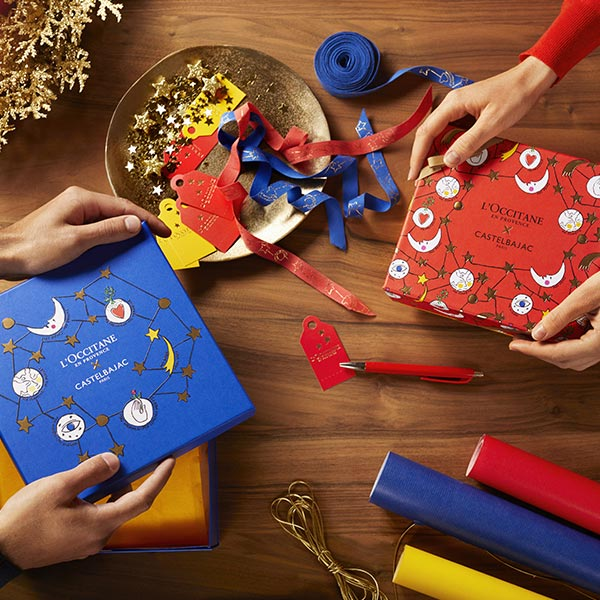 Art of Gifting - Premium gift wrapping - L'occitane