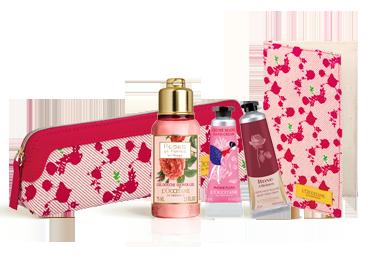 Kit exclusivo rosa