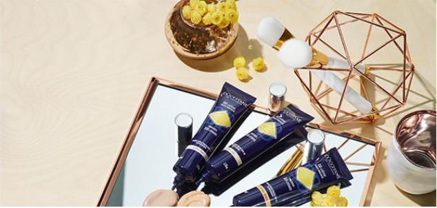 SPF products - l'Occitane