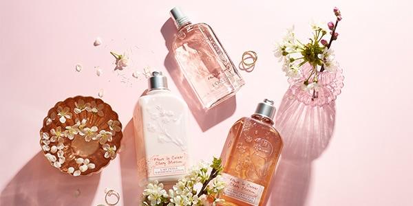 Eau de Toilette Fleurs de Cerisier
