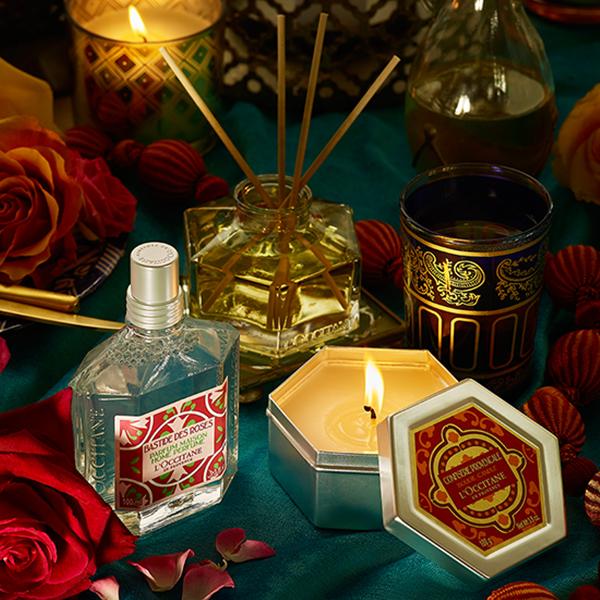 Fragrances - Home - l'Occitane