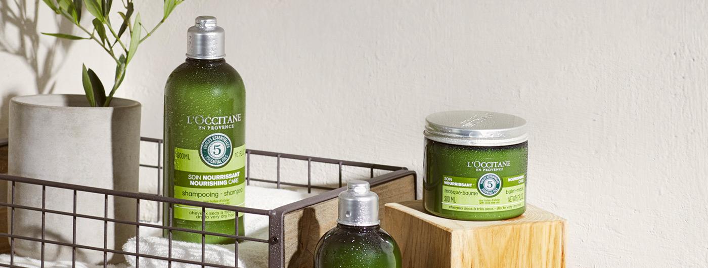 aromachologie - Nourishing - Shampoo - L'Occitane