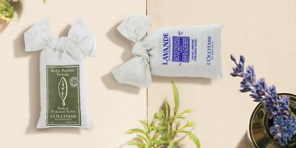 sachets parfumés - L'OCCITANE