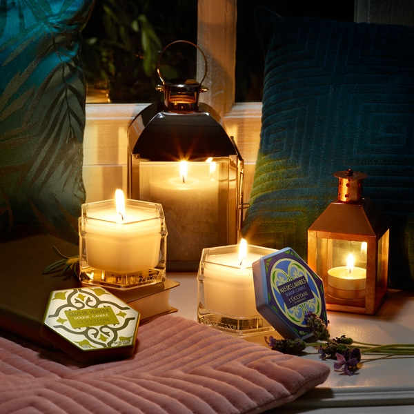 Fragrances - Home Fragrances - l'Occitane