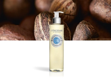 Shea Butter Cleansing Oil