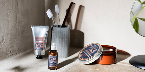 Which shaving product is best for your skin - SHAVING OIL - l'Occitane