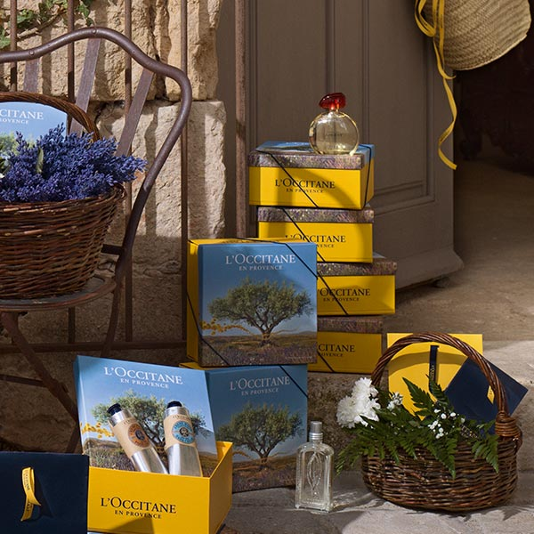 Art of gifting - YOUR PREMIUM GIFT WRAPPING - l'Occitane