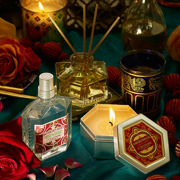 FRAGRANCES - An enchanted home - l'Occitane